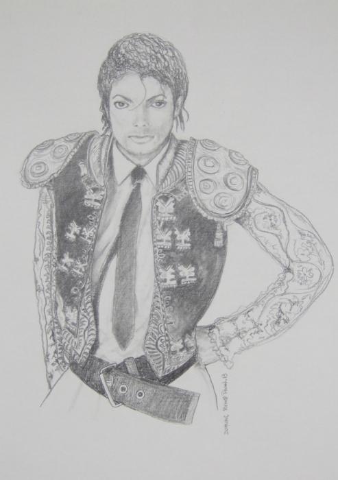 Michael Jackson by equusrp